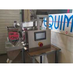Linear weighing machine 5 different formats doser - New cosmetic and pharmaceutical industrial equipment