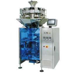 Bagging machine with embedded associative weighing machine - New cosmetic and pharmaceutical equipment