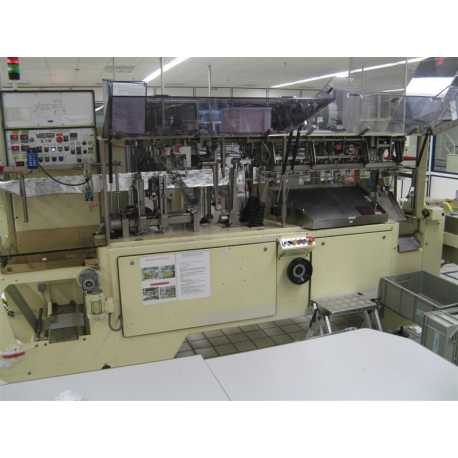 Volpack 4-seal horizontal bagging machine model S 170 second-hand cosmetic and pharmaceutical equipment