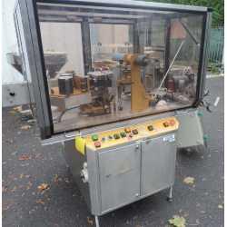 Etiqueteuse automatique à tourelle SFE - Matériel industriel d'occasion - Vue extérieure