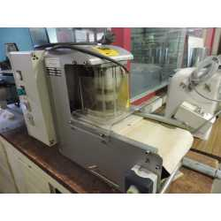 Used Terecam sealing machine model JOVI II second-hand cosmetic and pharmaceutical industrial equipment