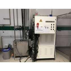 Générateur de vapeur MA 180 - Matériel industriel d'occasion - vue de face