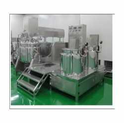 1540 - Vacuum emulsifying melting tank