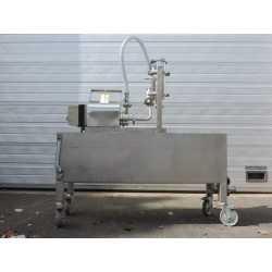 Nettoyeur en place avec pompe Scami - Matériel industriel d'occasion - Vue de face