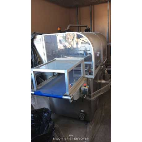 Horizontal Schib CO 130 flow pack machine - Used machinery - Equimat - outside view