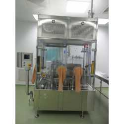 Used Corima filling machine for needles model FSP2E - Second-hand industrial equipment - outside