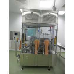 Remplisseuse seringues Corima modèle FSP2E - Matériel industriel d'occasion - Vue extérieure