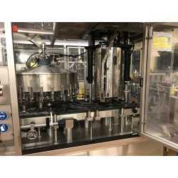 Tireuse sertisseuse automatique Stork Zalkin - Matériel industriel d'occasion - Vue extérieure