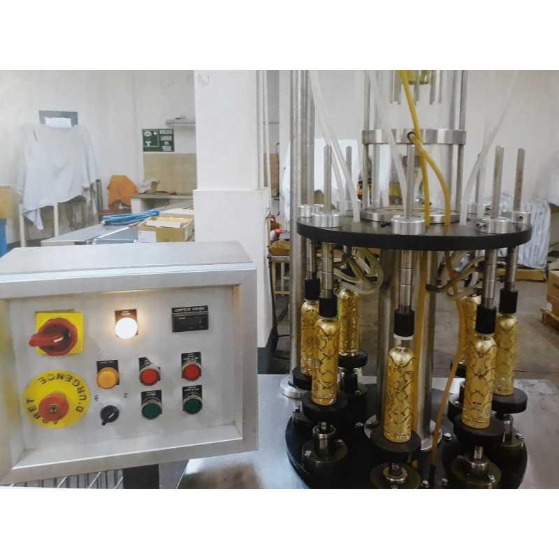 ligne semi automatique fabrication de parfum machine d 39 occasion. Black Bedroom Furniture Sets. Home Design Ideas