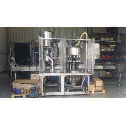 CMA Second-hand automatic filling and capping machine - Equimat