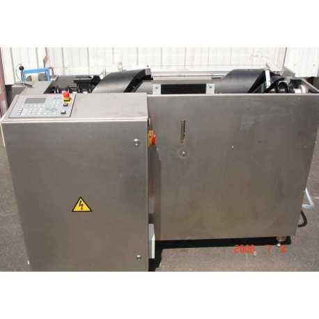 Souffleuse flacons en ligne Bausch & Strobel - Matériel industriel d'occasion - Vue extérieure