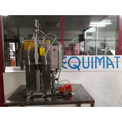 Used dosing piston pump second-hand - filling heads