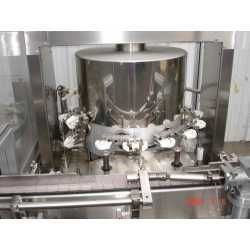 Souffleuse rotative Libra modèle Y 16 - Machine industrielle d'occasion - Vue intérieure