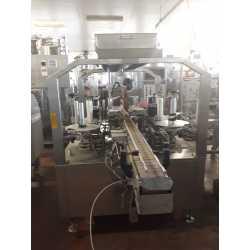 Etiqueteuse automatique ALTECH modèle AL LINE 2 T - étiquetage recto verso - Matériel industriel d'occasion