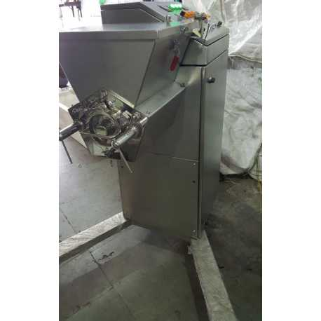 Used GMP standards compliant oscillating granulator second-hand cosmetic and pharmaceutical equipment