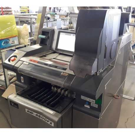 4182 - DIGI wrapping, weighing and labelling