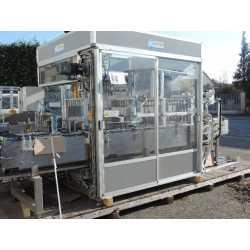 Encaisseuse flacons Italproject Matériel industriel d'occasion - Extérieur