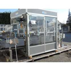 0201 - Italproject automatic case packer for bottles