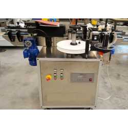 Two-sided labelling machine - New equipment