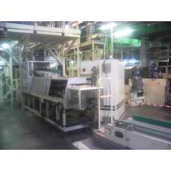 4283 - Harro Hoflinger horizontal cartoning machine - type Km250-S2