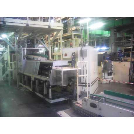 4283 - Harro Hoflinger cartoning machine