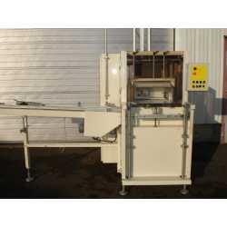 Encaisseuse semi-automatique Cermex model E722 - Matériel industriel d'occasion
