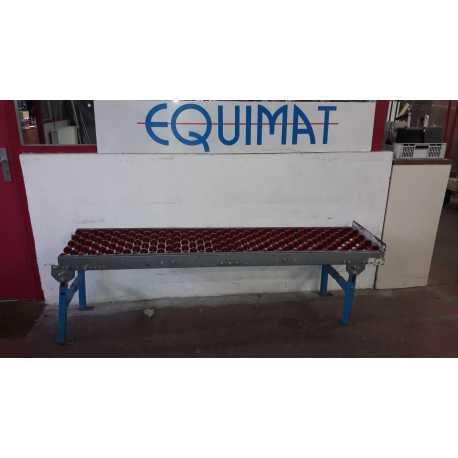 4271 - Roller conveyor - 2000 * 400 (4000 in option)