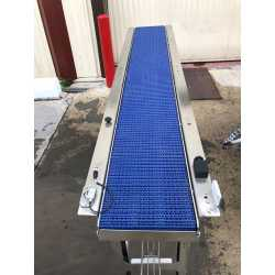 1988 - STAINLESS STEEL CONVEYOR - 2000 * belt width 270 mm