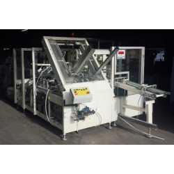 Encaisseuse Cermex modèle SL 11 avec Nordson - Matériel industriel d'occasion