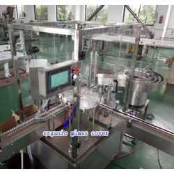 1549 - Remplisseuse bouchonneuse automatique neuve pour flacons e-Liquide et micro tubes