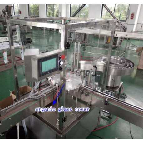 1549 - E-Liquid filling machine