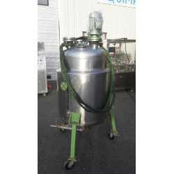 4340 - Melting tank - 200 L