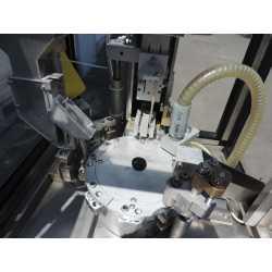 1802 - Géluleuse automatique Macofar modèle MT 13 pour granulés