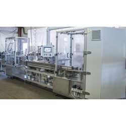 Etuyeuse verticale Equimat modèle CODITEC 210 version brushless - Matériel industriel neuve - Vue côté
