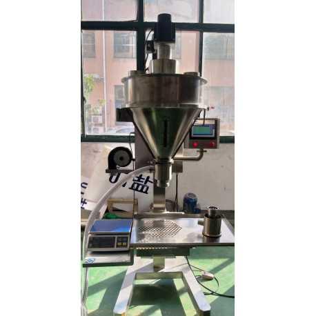 1562 -Doseuse poudre neuve - 50 g à 5 Kg
