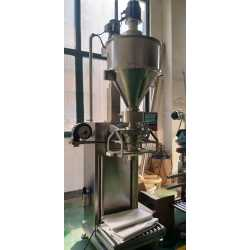1563 -Powder filling machine 5 to 25 Kg - New equipment