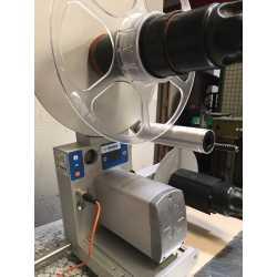 Tête d'étiquetage Herma 400 matériel industriel d'occasion