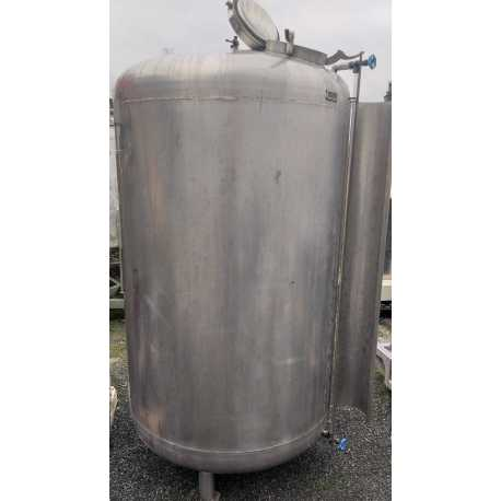 4364 - cuve inox 1100 litres