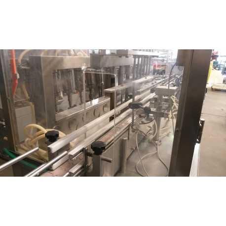4338 - Linear filling machine - 6 nozzles