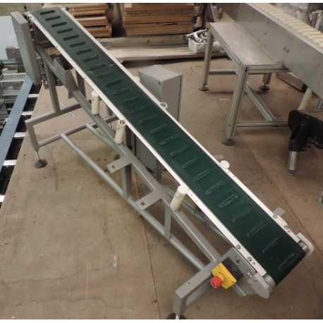 Elévateur industriel avec pieds réglables - Matériel industriel d'occasion